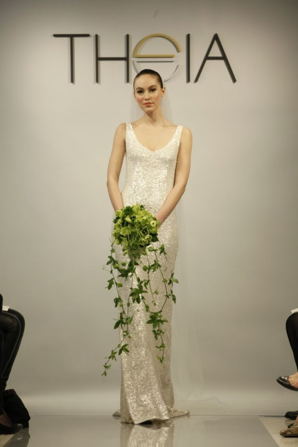 Theia Spring 2014 Wedding Dress