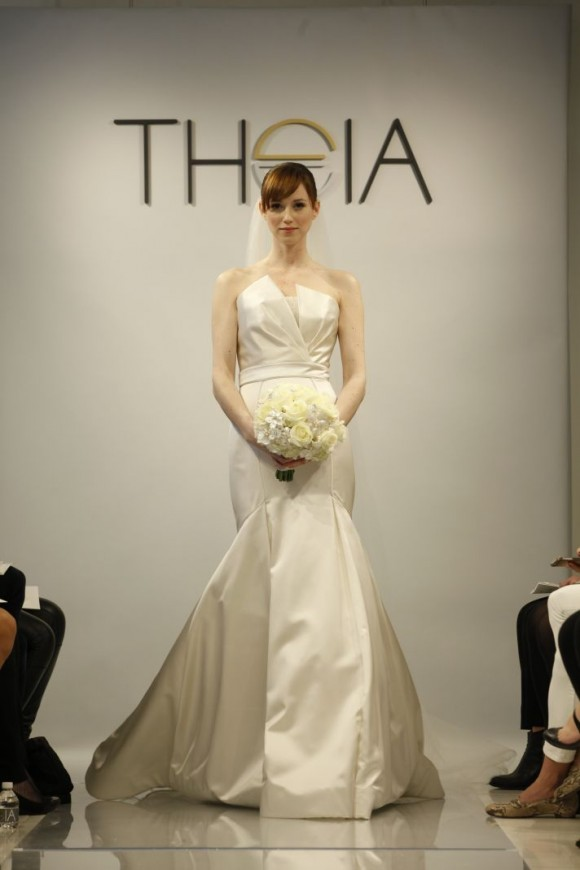 Theia Spring 2014 Wedding Gown Collection