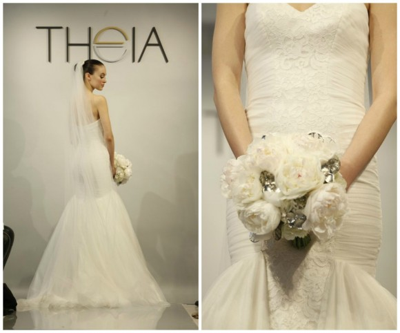 Spring 2014 Bridal Collection Theia White