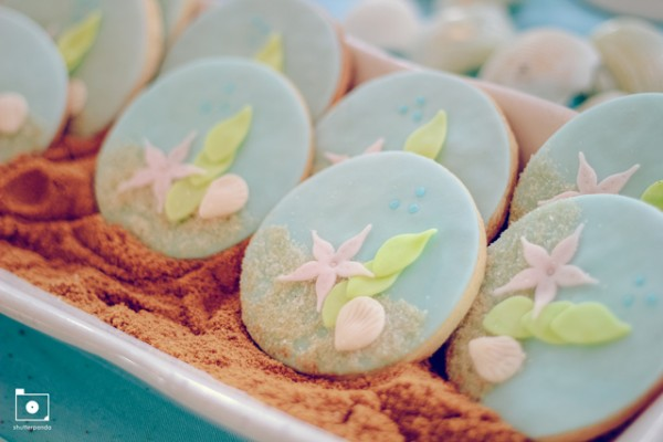 Under the Sea dessert treats