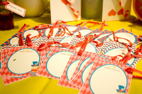 Alice in Wonderland Themed Party - 28