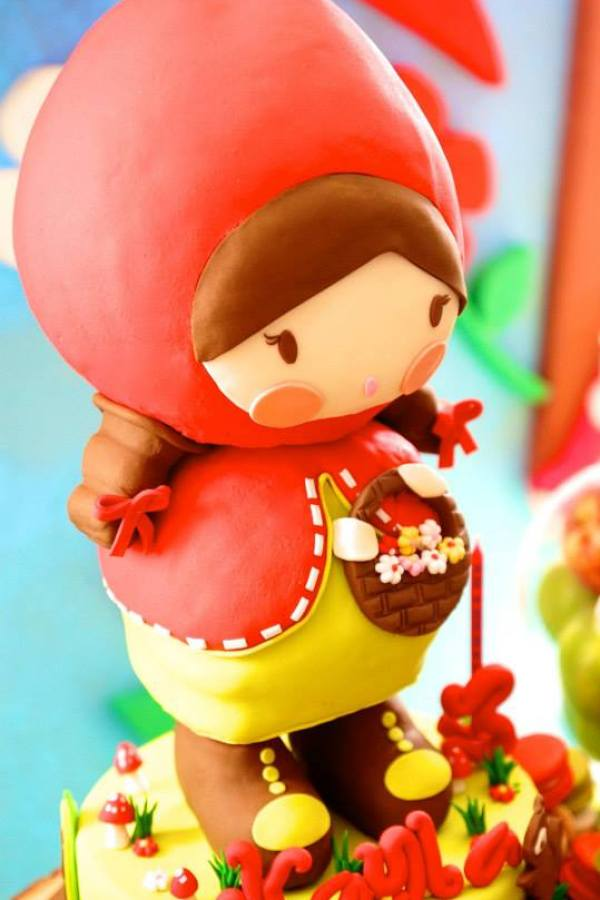 Little Red Riding Hood Party - 06