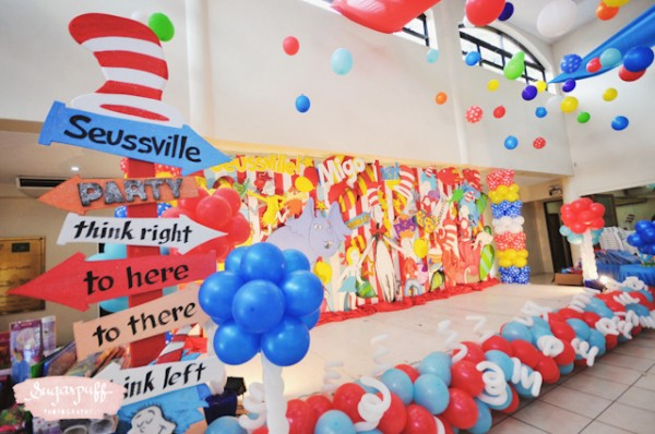 Migo's Dr. Seuss kids birthday party by Sugarpuff Photography - black and white edited-4