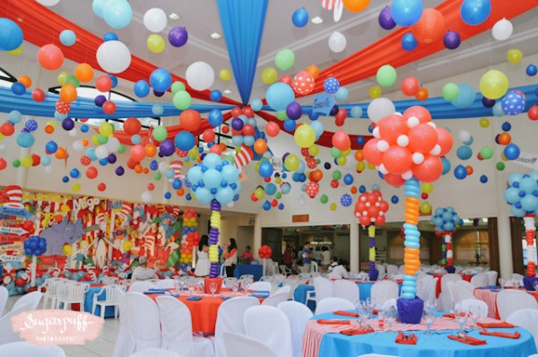 Migo's Dr. Seuss kids birthday party by Sugarpuff Photography - black and white edited-7