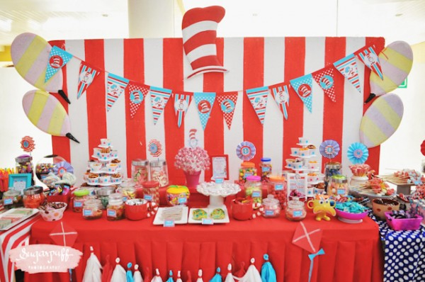 Migo's Dr. Seuss kids birthday party by Sugarpuff Photography - black and white edited-9