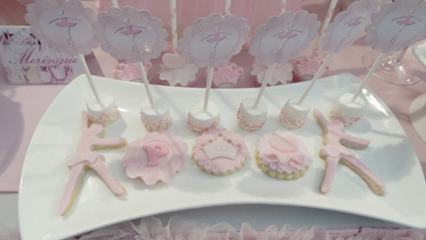 Ballerina Dessert Table - 04