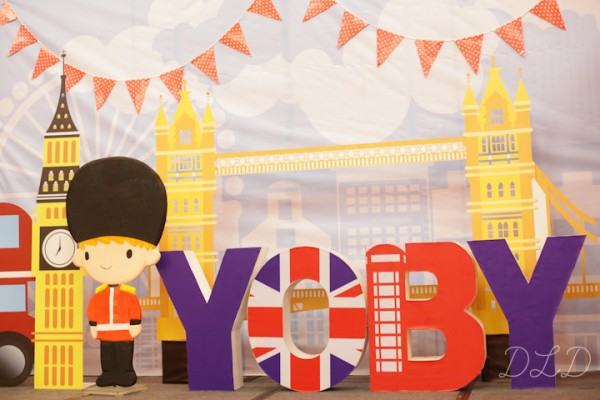 London Themed Party - 01