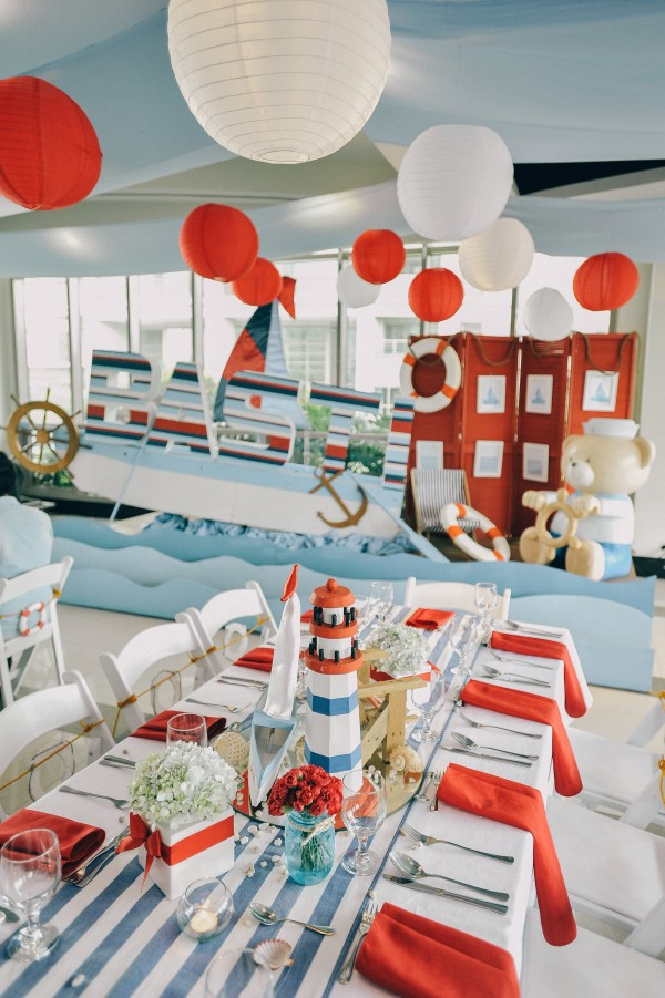 Nautical Themed Party - 18