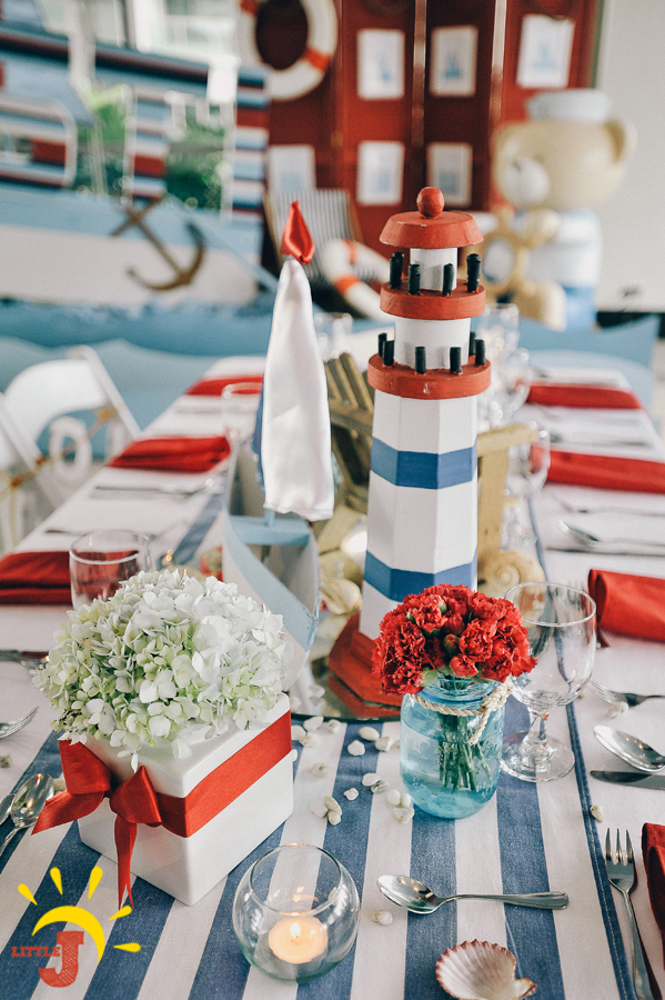 Nautical Themed Party - 31