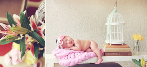 Newborn Photoshoot - Mavi - 10