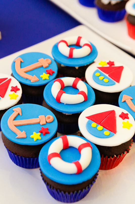 A Nautical Themed Birthday Party One Charming Day