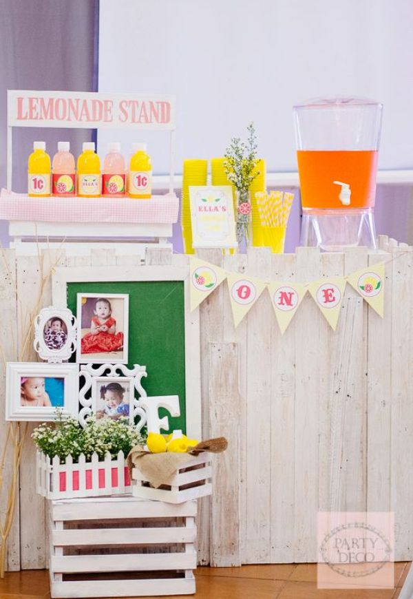 Pink Lemonade Party - 12