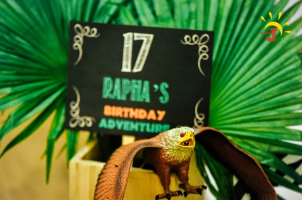Safari Themed Birthday Party - 33