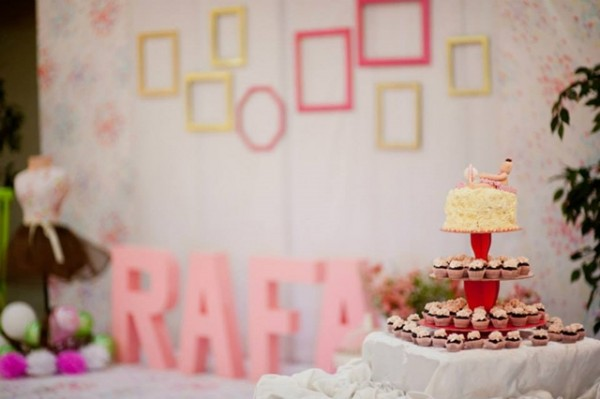 Ballerina Themed Party - 14