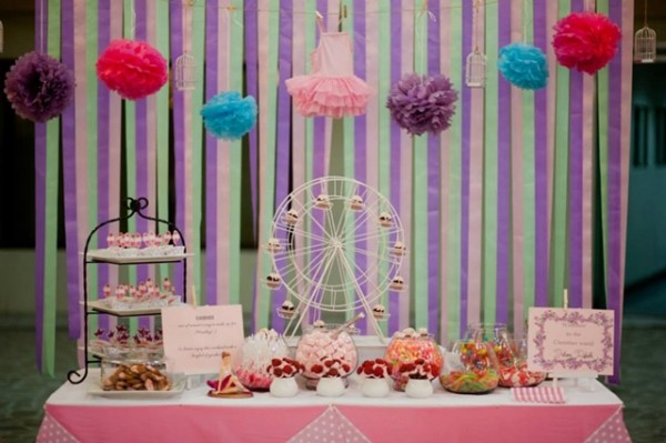 Ballerina Themed Party - 25