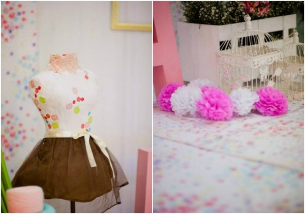 Ballerina Themed Party - 30