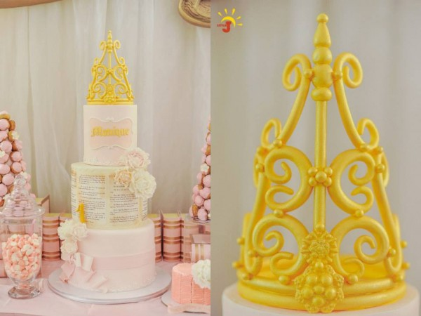 Fairy Tale Princess Party - 22
