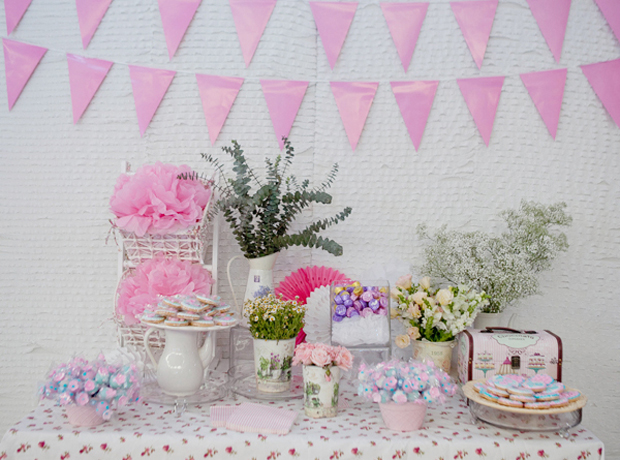 Cath Kidston Birthday Party - 06