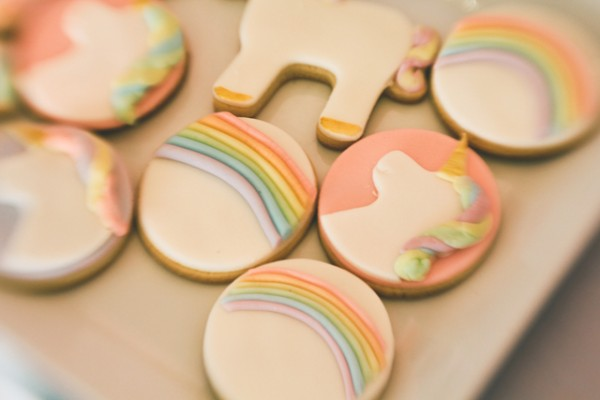 Rainbows and Unicorns Party - 06