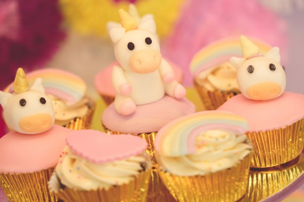 Rainbows and Unicorns Party - 31