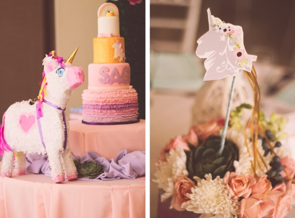 Rainbows and Unicorns Party - 49