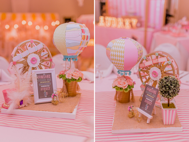 Vintage Pastel Carnival Party - 05