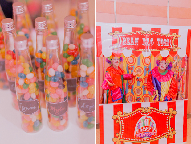 Vintage Pastel Carnival Party - 11