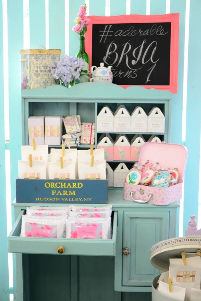 Cath Kidston Shabby Chic Birthday Party - 02
