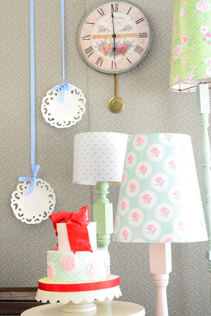 Cath Kidston Shabby Chic Birthday Party - 05