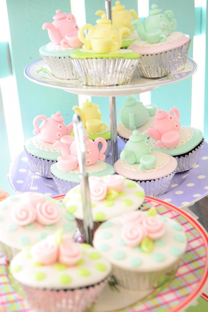 Cath Kidston Shabby Chic Birthday Party - 18