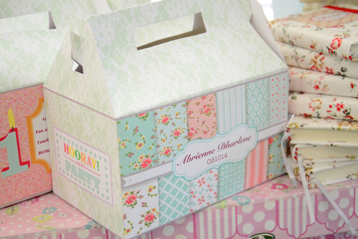 Cath Kidston Shabby Chic Birthday Party - 22