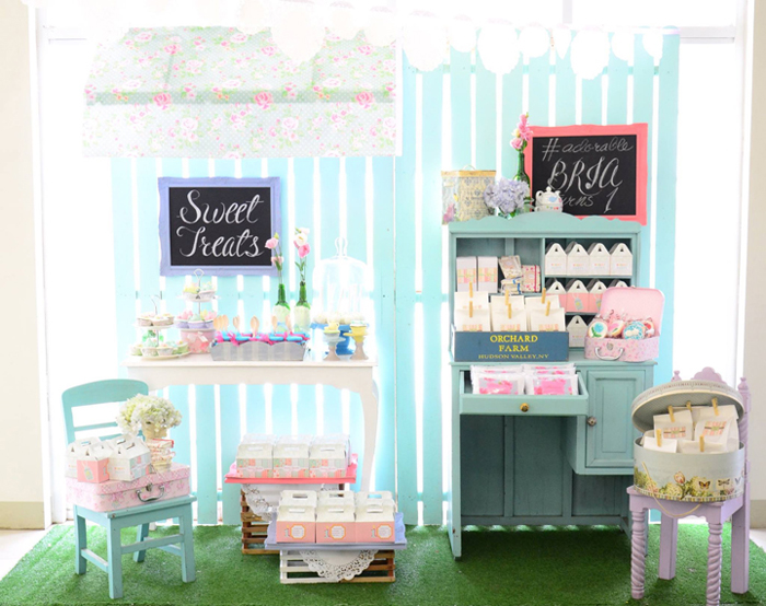 Cath Kidston Shabby Chic Birthday Party - 23