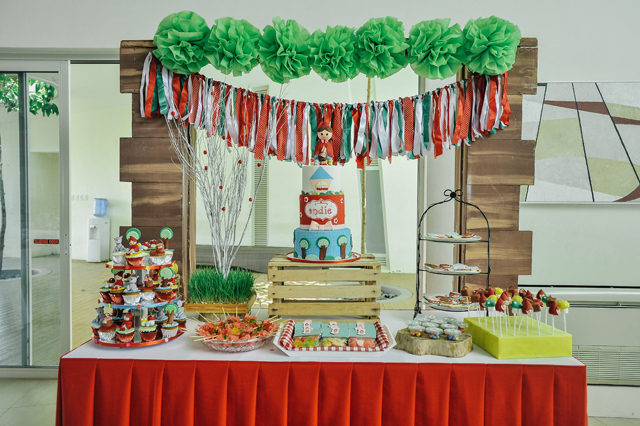 Little Red Riding Hood Birthday Party - 09
