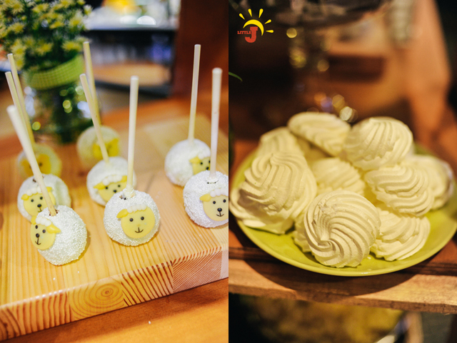 Little Little Sheep Themed Party - 23