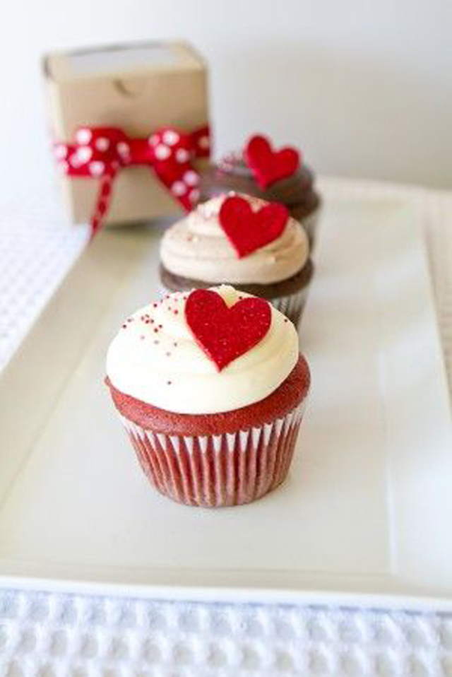 Valentine's Day Cupcake Ideas - 04