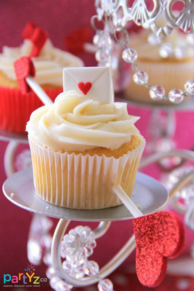 Valentine's Day Cupcake Ideas - 17