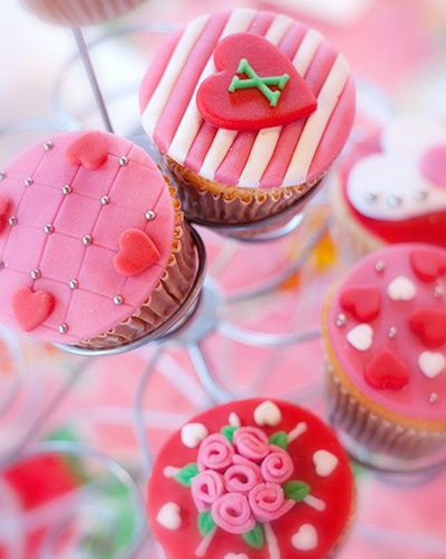 Valentine's Day Cupcake Ideas - 22