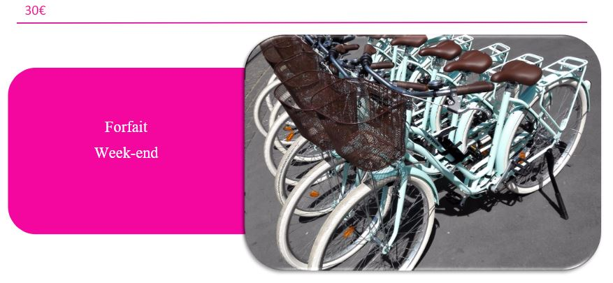 vélos we