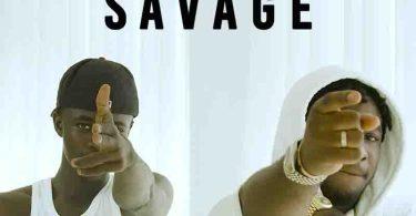 Drapeyy & Yaw Tog – Savage (Mixed By Khendi Beatz)