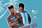 Ogidi Brown - Favour Us Ft Kofi Kinaata