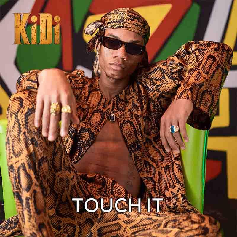 KiDi - Touch It (The Golden Boy Album)