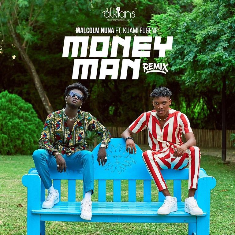 Malcolm Nuna - Money Man Remix ft Kuami Eugene