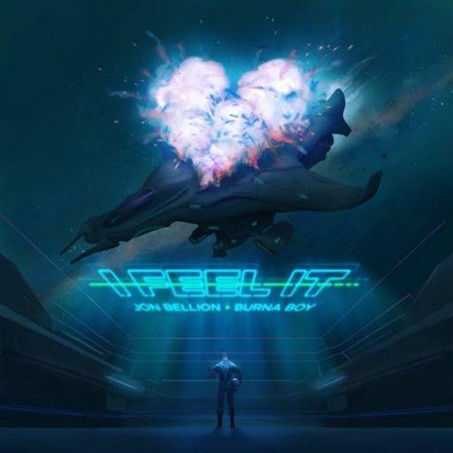 Jon Bellion – I Feel It ft. Burna Boy