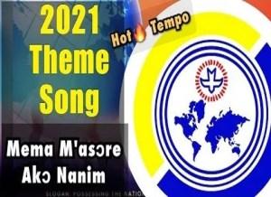 Elder Mireku – Anuonyam Asore (2021 Pentecost Theme Song)