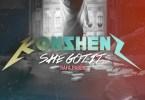 Konshens – She Got It Ft. Rafa Pabon mp3 download