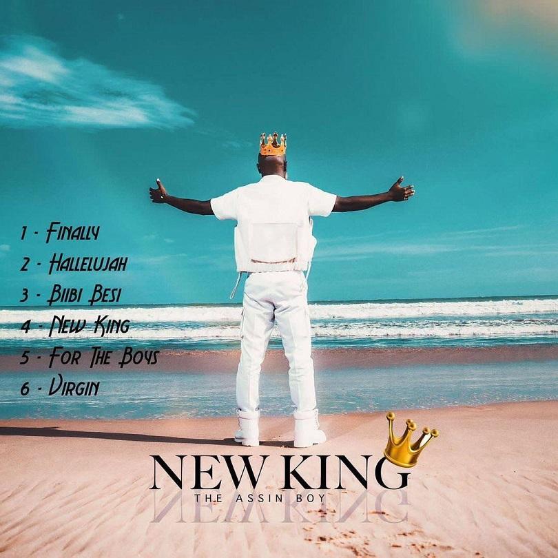 Kwame Yogot - New King EP