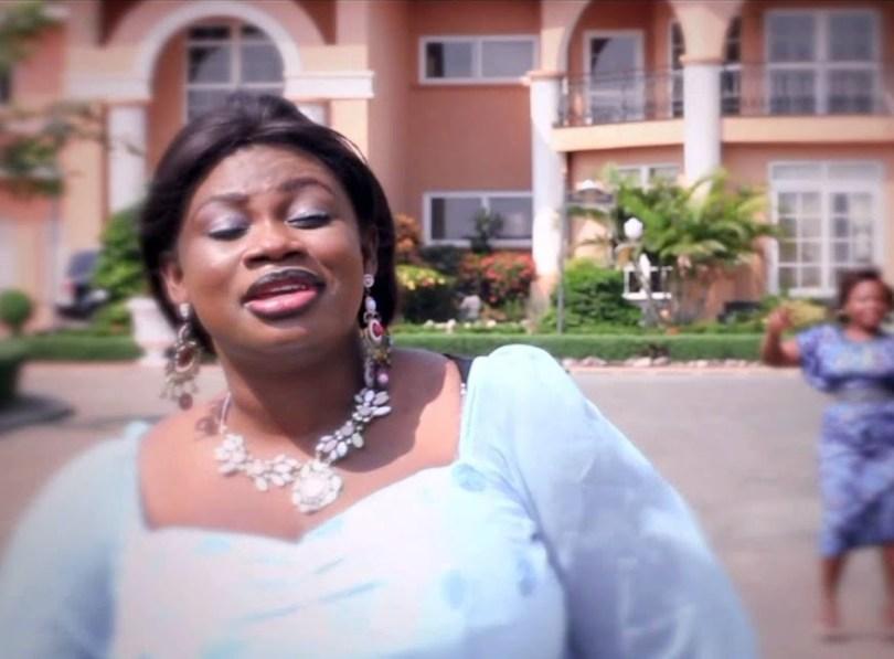Philipa Baafi - Megye Me Din ft Celestine Donkor