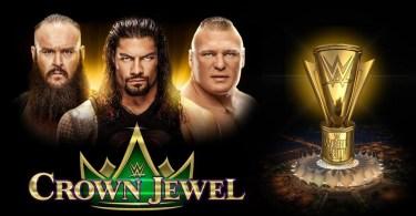 WWE returns to Saudi Arabia with Crown Jewel.