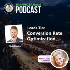 Traffic and Leads Podcast: Conversion Rate Optimization