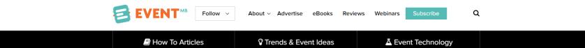 Top 40 Internet Marketing Blog event manager blog